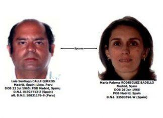 Luis Calle Quiros and Maria Rodriguez Badillo