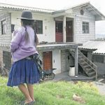 67-year old could lose her house to loan shark in Ecuador