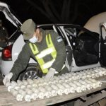 A cocaine seizure in Salta