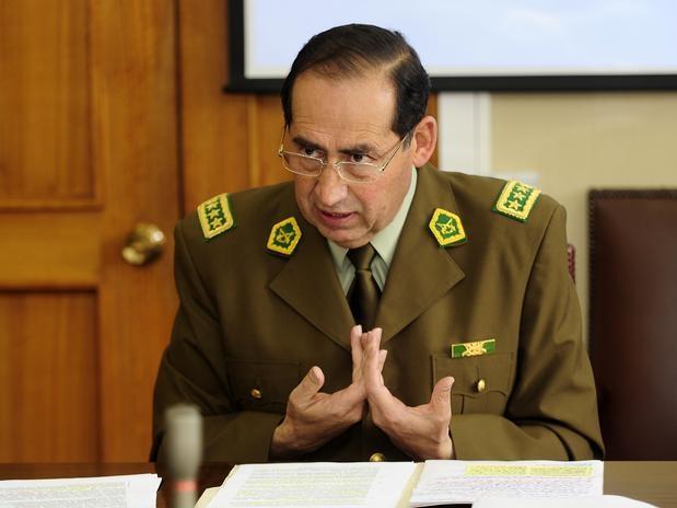 Carabiniers director Gustavo Gonzalez