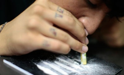 Cocaine use is on the rise in Peru