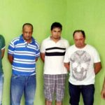 Four PCC members captured in Paraguay