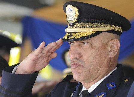Honduras police commander Juan Carlos Bonilla,