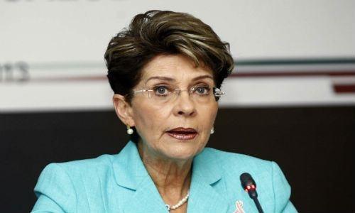 Secretary of Health Mercedes Juan Lopez