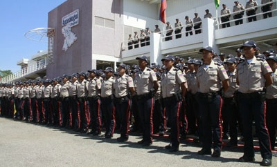 Venezuela's National Bolivarian Police