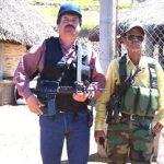 """Joaquin """"El Chapo"""" Guzman (L)"""