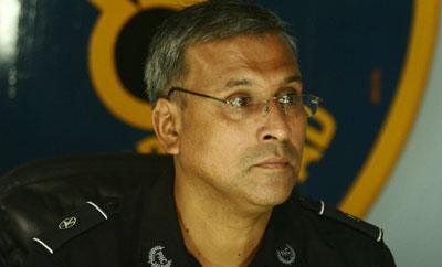 Police Commissioner Godofredo Miranda Martinez