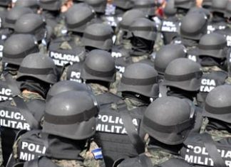 Police in Honduras are notoriously corrupt