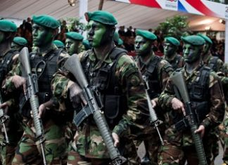 Paraguay's army is leading the fight against the EPP