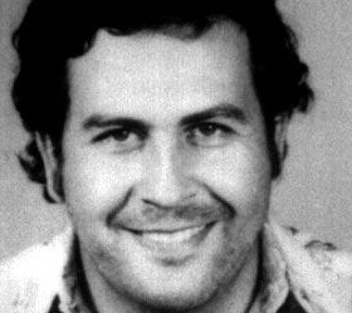 Pablo Escobar, early in his criminal career