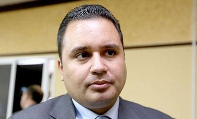 APJ coordinator Josue Murillo