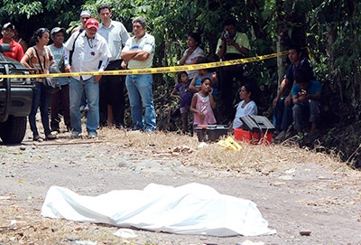 Guatemalan journalist Carlos Orellana murdered August 2013