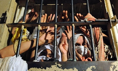 Overcrowding fuels gang control of Brazil prisons