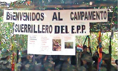 """Welcome to the EPP guerrilla camp"""