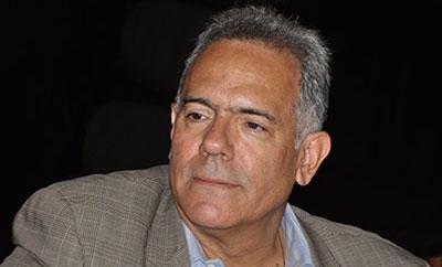 Former Honduran Security Minister Oscar Alvarez