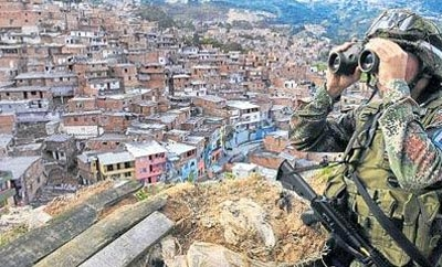 Murders fell 26 percent in Medellin in 2013