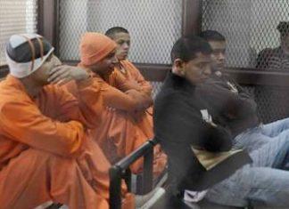 Members of Los Zetas on trial in Guatemala