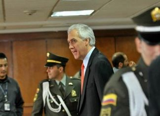 Ex-Bogota Mayor Samuel Moreno is on trial for corruption