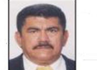 Alleged Sinaloa Cartel member Hugo Cuellar Hurtado