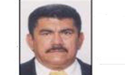 Alleged Sinaloa Cartel member Hugo Cuellar Hurtado