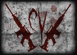 Symbols of the Red Command (Comando Vermelho)
