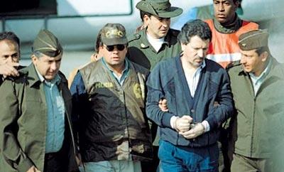 Cali Cartel leader Miguel Rodriguez Orejuela