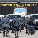 Security forces in Honduras