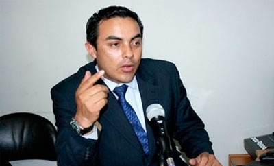 Moises Mieses Valencia, president of Conaco
