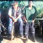 "Children in ""Los Espinoza"" receive weapons training"