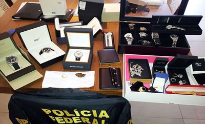 Seized Items From Operation