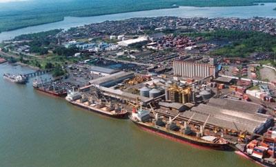 Buenaventura is Colombia's busiest port