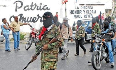 Venezuela's leftist militias are known as
