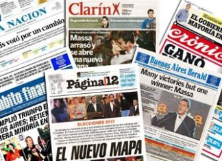 Journalism in Argentina is increasingly dangerous