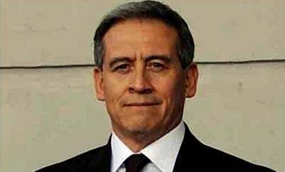 Mexican Scientific Police Chief Ciro Humberto Ortiz Estrada
