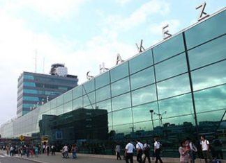 Lima's Jorge Chavez International Airport