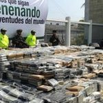 The seizure at the port of Cartagena, Colombia