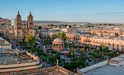 Durango state capital, Victoria de Durango