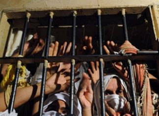 The number of Brazilians imprisoned abroad is on the rise.