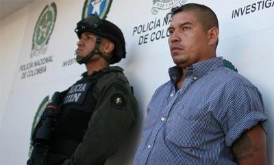 "Martin Farfan Diaz, alias ""Pijarbey"" in 2009"