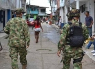 13 women were murdered in Buenaventura in 2013