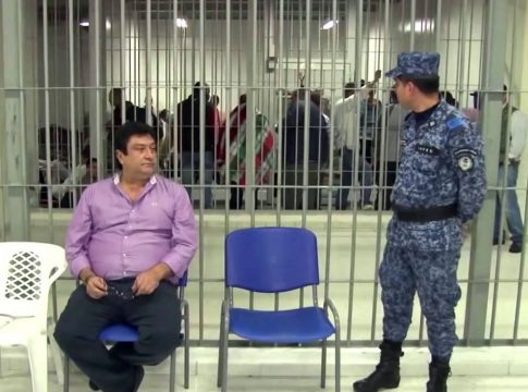 """Kiko"" Gomez, a politician arrested for BACRIM ties"