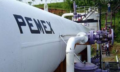 Oil theft is a major concern for Pemex