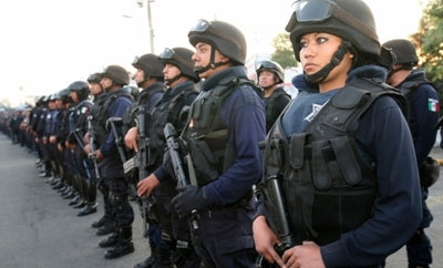 Mexico's Gendarmerie will begin operating in July