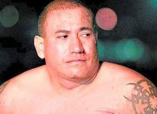 """Jairo Orellana Morales, alias """"El Pelon"""""""