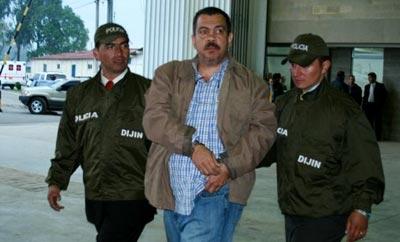 Ex-Oficina kingpin Diego Murillo, aka