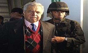 Cali Cartel Leader Gilberto Rodriguez Orejuela