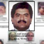 """Juan Jose Esparragoza Moreno, alias """"El Azul"""""""
