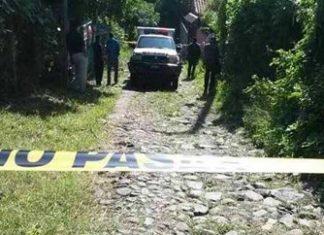 Four people were killed in La Paz, El Salvador
