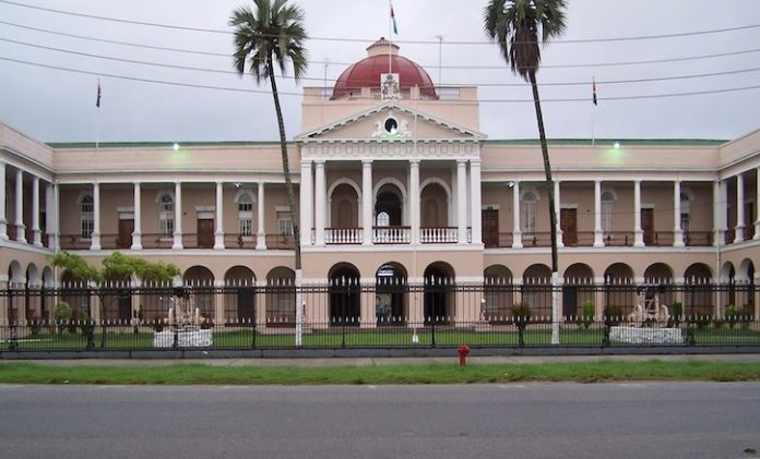 Guyana could be blacklisted over money laundering