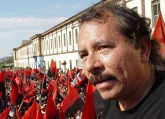Nicaragua President Daniel Ortega